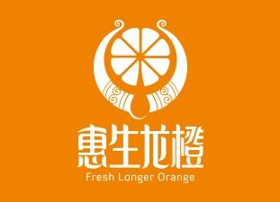 标志设计-惠生龙橙
