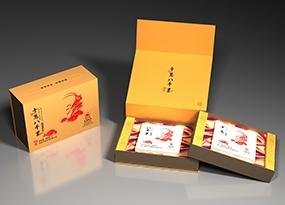 包装设计-泾渭茯茶